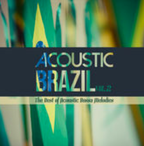 Acoustic Brazil, Vol. 2: The Best of Acoustic Bossa Melodies (2015) GB Music