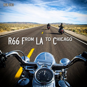 Alessandro Varzi and Stefano Torossi - R66 From LA to Chicago (2017 Reissue) Red Globe Records