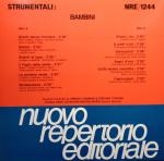 Amedeo Tommasi and Stefano Torossi - Strumentali: Bambini (1989)