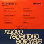 Antonio Sechi and Stefano Torossi - Strumentali - Capolavori (1987) NRE 1081