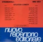 Antonio Sechi - Strumentali - Situation Comedy (1990) Fonit Cetra (NRE 1253)