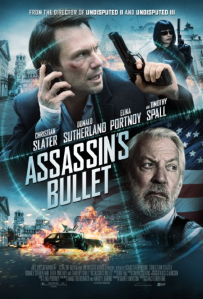 Assassin's Bullet (2012) poster