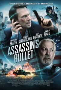 Assassin's Bullet (2012) poster