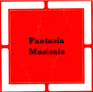 Beppe Carta and Stefano Torossi - Fantasia musicale (early 1970s) Metropole
