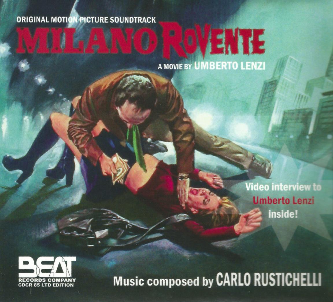 Carlo Rustichelli Sette Contro La Morte