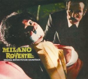 Carlo Rustichelli - Milano Rovente OST (2008) Beat Records Company [Italy] (CDCR 85) CD inside