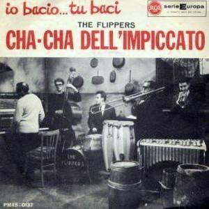 """Cha-Cha Dell' Impiccato"" and ""Baci Cha Cha"" (1962) RCA (PM 45 0137) from Odissea Nuda (Nude Odyssey) OST"