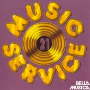 Claudio Pizzale and Stefano Torossi - Music Service 21 (1995) Bella Musica