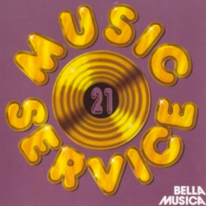 Claudio Pizzale and Stefano Torossi - Music Service 21 (1995) Bella Musica
