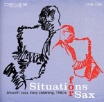 Claudio Pizzale and Stefano Torossi - Situations For Sax (2014) Deneb Records - Flippermusic