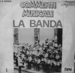 Commenti musicali: La banda (1989) Fonit Cetra/RAI