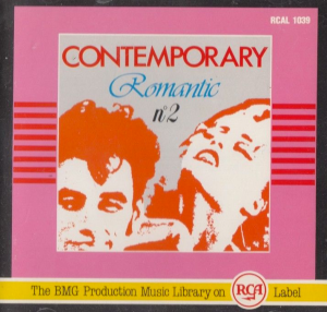 Contemporary Romantic N. 2 (1992) BMG-RCA cover