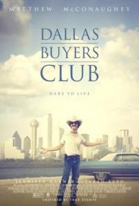 Dallas Buyers Club (2013) poster
