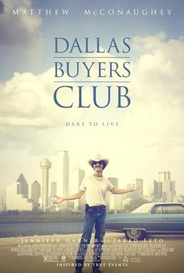 Dallas Buyers Club (2013) poster