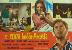 E stato bello amarti (1967) poster