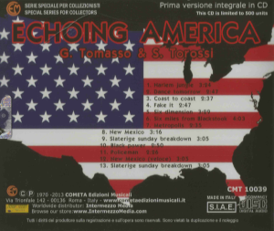 Echoing America (2013) (original 1970) back cover