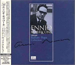 Ennio Morricone - Ultimate Italian Pops Collection (2000) BMG