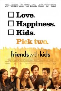 Friends with Kids (2011) poster