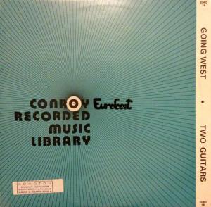 Going West - Two Guitars (1970s) Conroy Eurobeat [UK] (EURO 7)