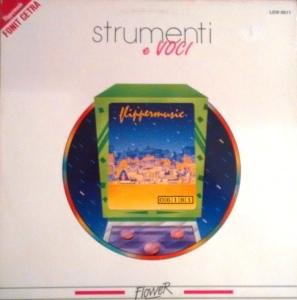 Gruppo Sound - Strumenti e voci (1988) Flower - Flippermusic (LEW 0611)