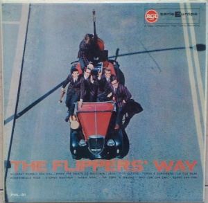 I Flippers - The Flipper's Way (1960) RCA [Italy] (PML 81 - PML-81)
