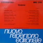 Jay Richford, Gary Stevan, and Stefano Torossi - Strumentali - Tensioni (1989) Nuovo Repertorio Editoriale [Italy] (NRE 1245) [Feelings]