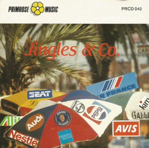 Jingles & Co. (1990) Primrose Music (PRCD 042) CD