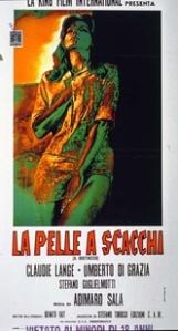 La pelle a scacchi (1969) poster