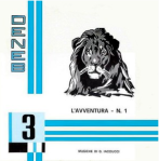 L'Avventura N. 1 (1970) LP Deneb Records (Italy) DNB 0103