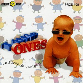 Little Ones: Children and Cartoon (1998) Primrose Music (PRCD 1008)