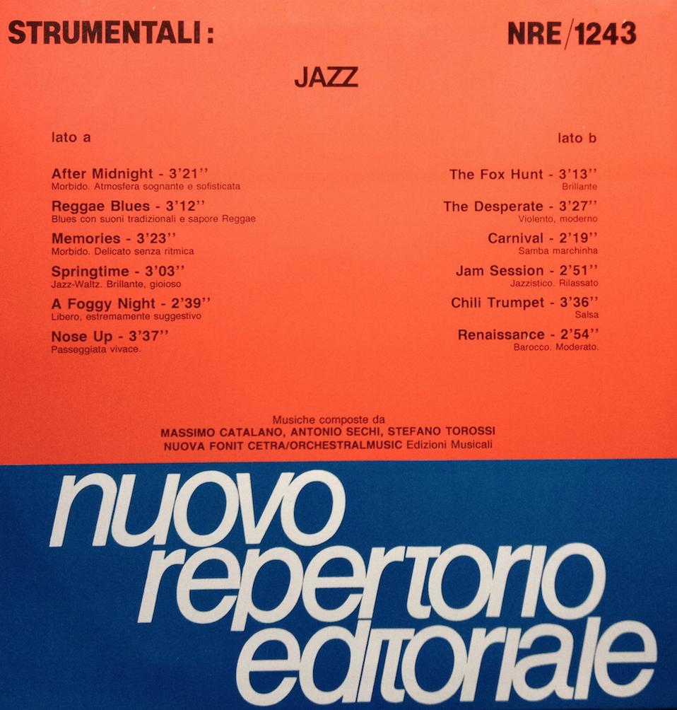 Amedeo Tommasi Stefano Torossi Musica Per Commenti Sonori