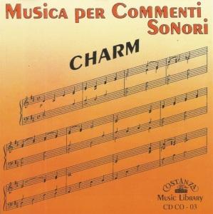 Massimo & Claudio Pizzale - Musica per commenti sonori - Charm (1994) Costanza Records (CD-CO-03)