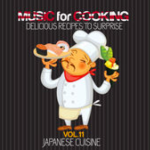 Music for Cooking, Vol. 11 (2015) Lounge Music Cocktail