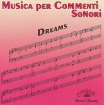 Musica per commenti sonori - Dreams (1994) Costanza Records