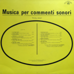 Musica per commenti sonori: Feelings (1986) Costanza Records
