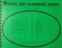 Amedeo Tommasi and Stefano Torossi's Musica per commenti sonori – L'uomo e la natura (1986) Costanza Records (Reissue 1989 FonitCetra)