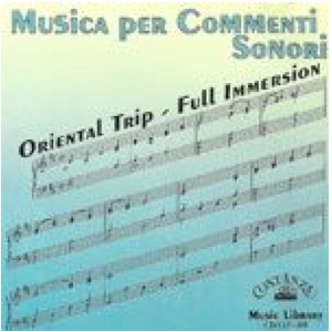 Musica per commenti sonori - Oriental Trip - Full Immersion (1995) Costanza Records