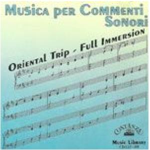 Musica per commenti sonori - Oriental Trip - Full Immersion (1995) Costanza Records