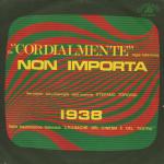 Stefano Torossi - Non Importa - 1938 (1968) Costanza Records