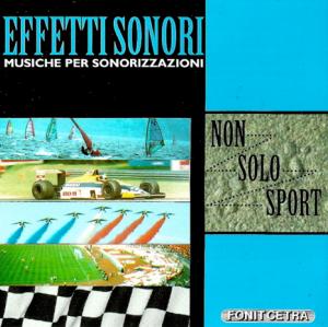 Amedeo Tommasi and Andrea Cera - NonSoloSport (1998) Nuova Fonit Cetra