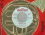 Stefano Torossi on 45, Pt III: Five More B-sides from the 1960s featuring Orchestra da Ballo Telefon, The Flippers, I Balordi, Tony Del Monaco, and EnnioMorricone