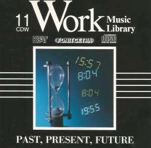 Stefano Torossi, et al. - Past, Present, Future (1992) Beat Records Company - Fonit Cetra [Italy] (CDW 11), a compilation