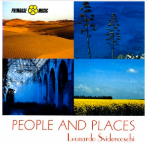 People And Places - Travel Impressions Through Themes Inspired By People, Places And Experiences (2009) Primrose Records [Italy] (PRCD 072)