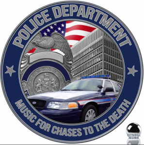 Police Department: Music for Chases to the Death (2014)