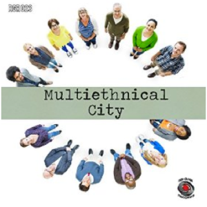 Roberto Masala, Claudio Pizzale, and Stefano Torossi - Multiethnical City (2016 Reissue) Red Globe Records