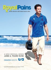 Royal Pains (2010) poster