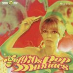 Sandro Brugnolini, Franco Tamponi, and Stefano Torossi - 1970s Pop Maniacs (2009) Primrose Music (PRCD 115)