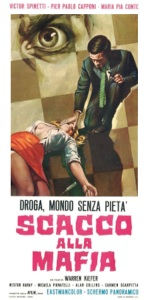 Scacco alla mafia (Defeat of the Mafia) (1968) poster