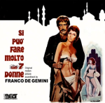 Si può fare molto con sette donne (You Can Do A Lot With Seven Women) (2012) CD [Italy] [original 1972]