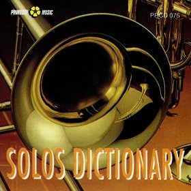 Mario Di Marco and Fabrizio Salvatore - Solos Dictionary (1994?) Primrose Music (PRCD 075)